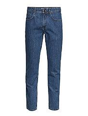 Regular Fit Premium Jeans Jeans Blå MANGO MAN