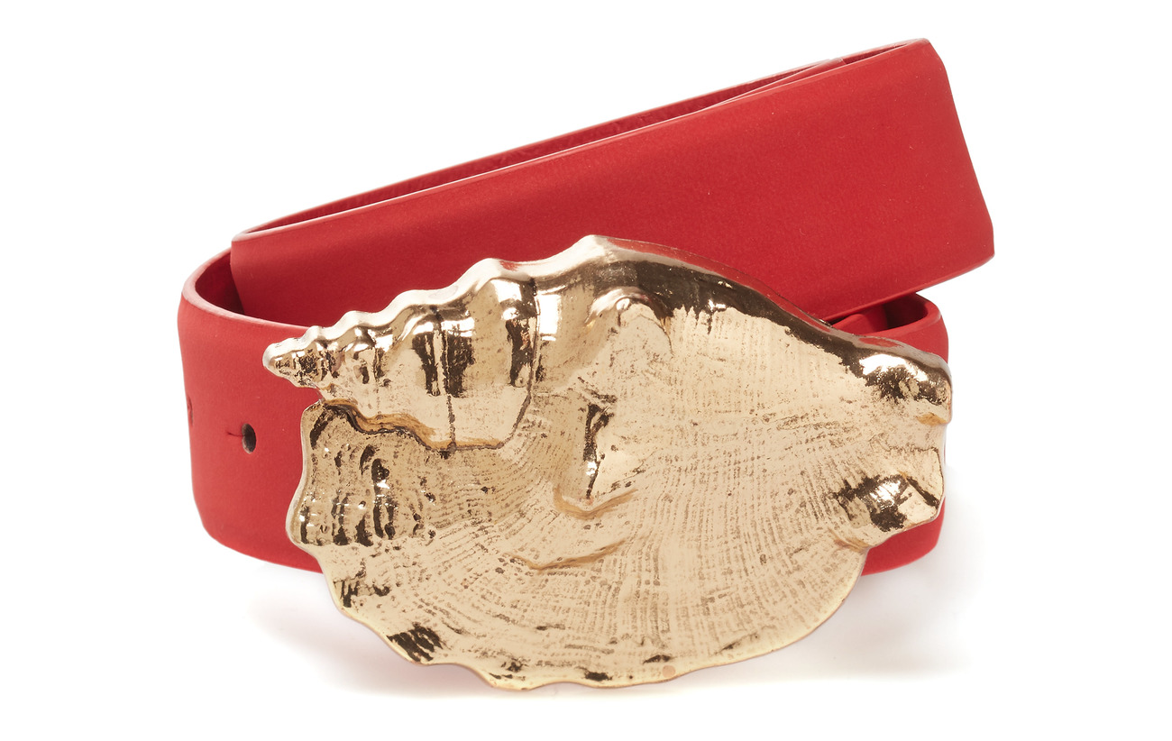 Mango Seashell buckle belt Skärp