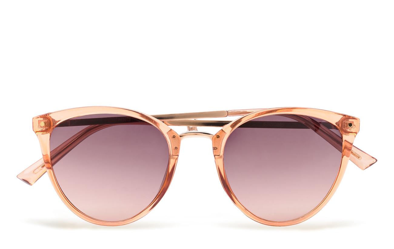 Mango Contrasting sunglasses - LT-PASTEL ORANGE