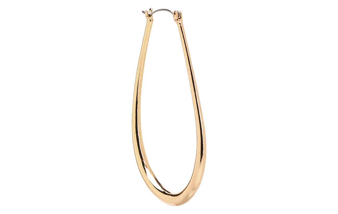 Mango Hoop earrings - GOLD