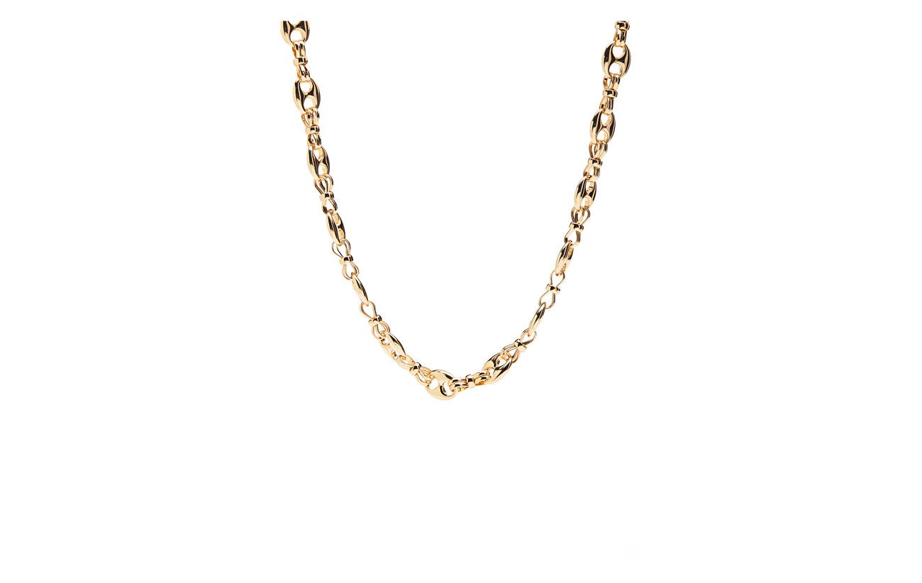 Mango Link necklace - GOLD