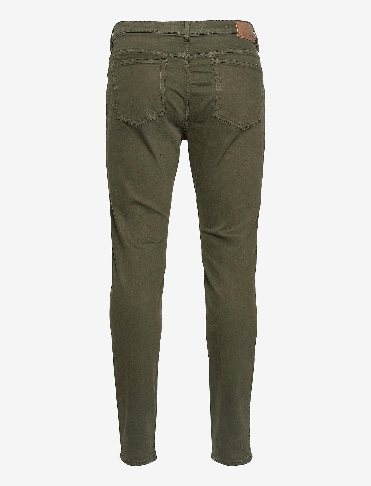 Mango BILLY - Jeans GREEN HUNTING - Menn Klær