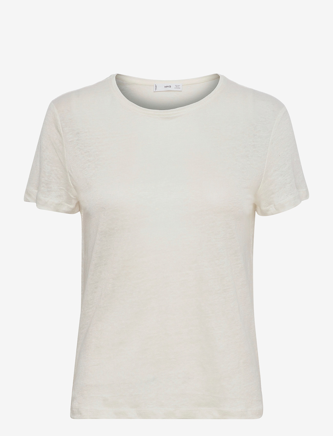 Mango - LISINO - t-shirts - offwhite - 0