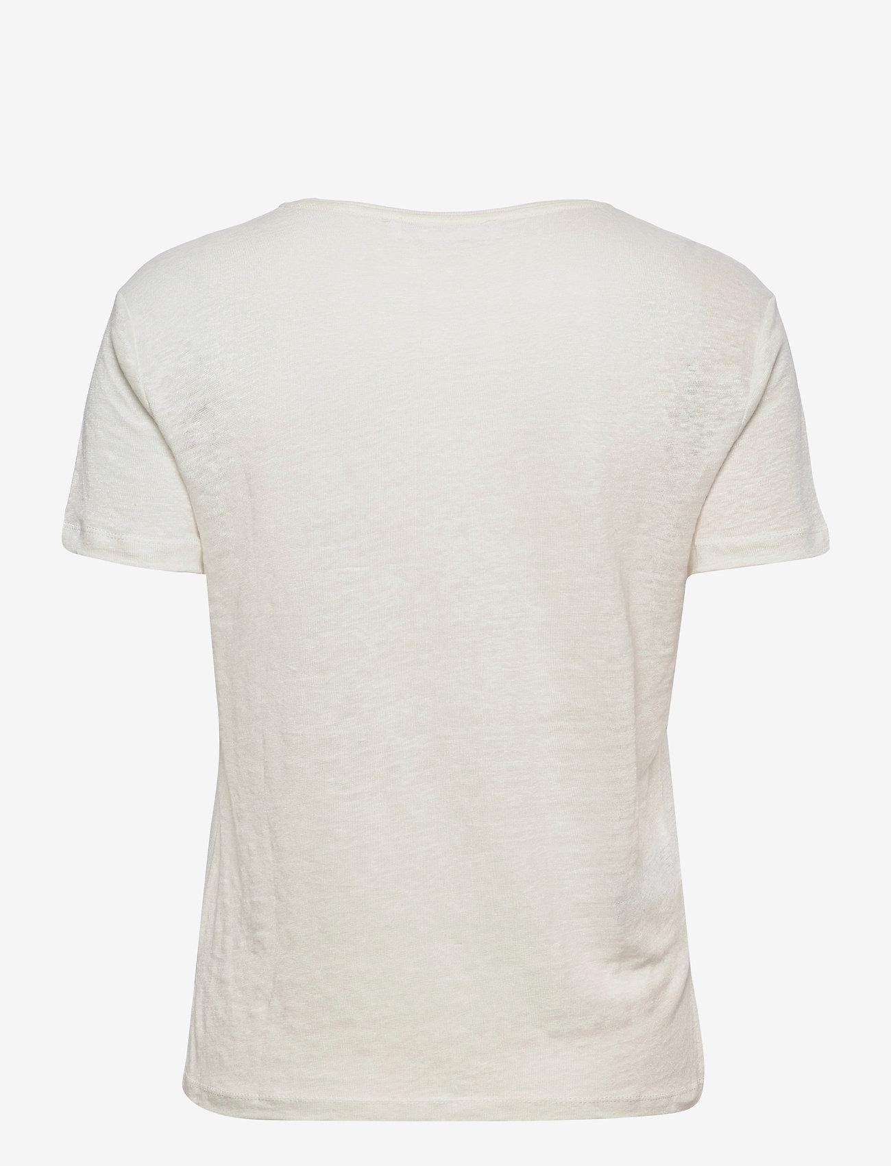 Mango - LISINO - t-shirts - offwhite - 1