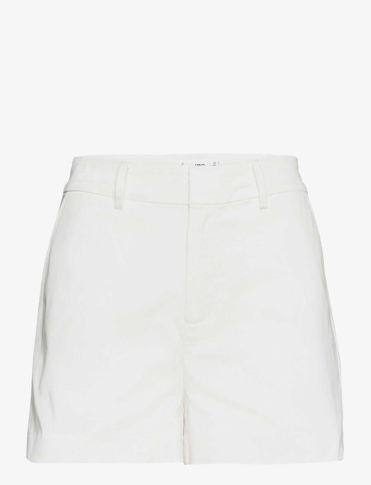 Mango - CHINO - chino shorts - offwhite - 0
