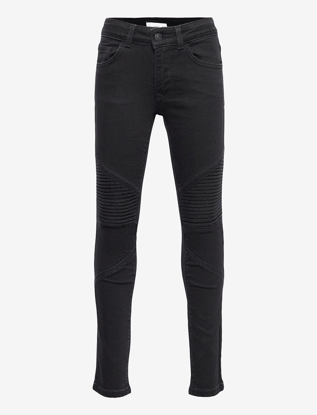 Mango - BIKER - jeans - open gray - 0