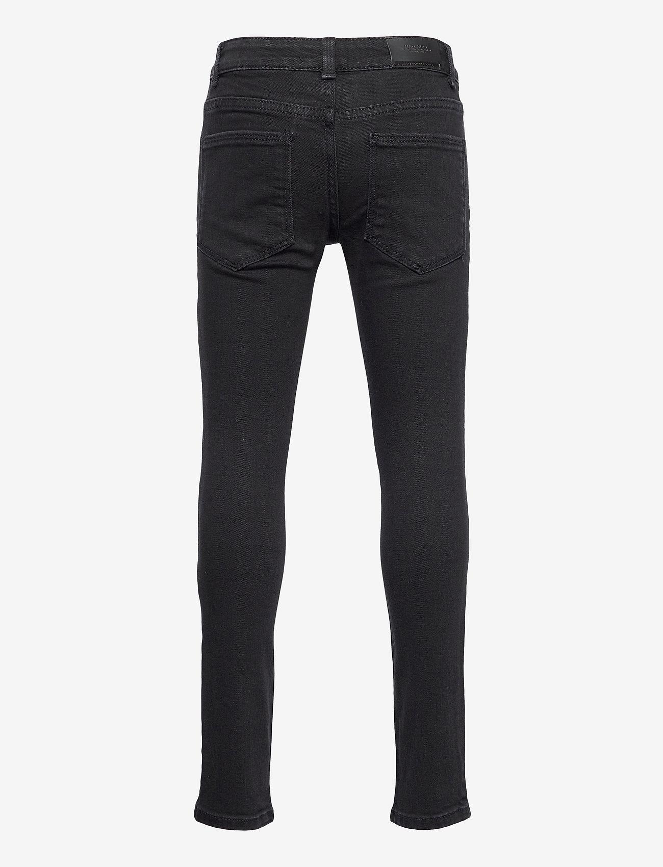 Mango - BIKER - jeans - open gray - 1