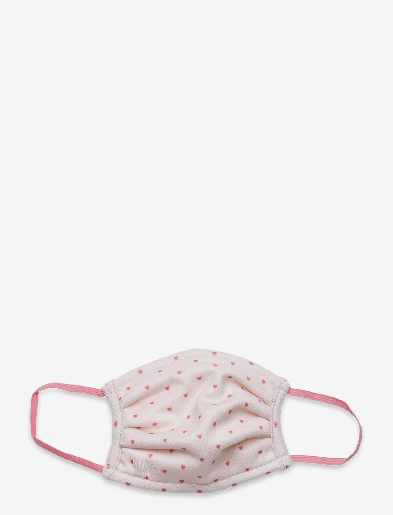 Mango - CUORES - ansiktsmasker - light/pastel pink - 0