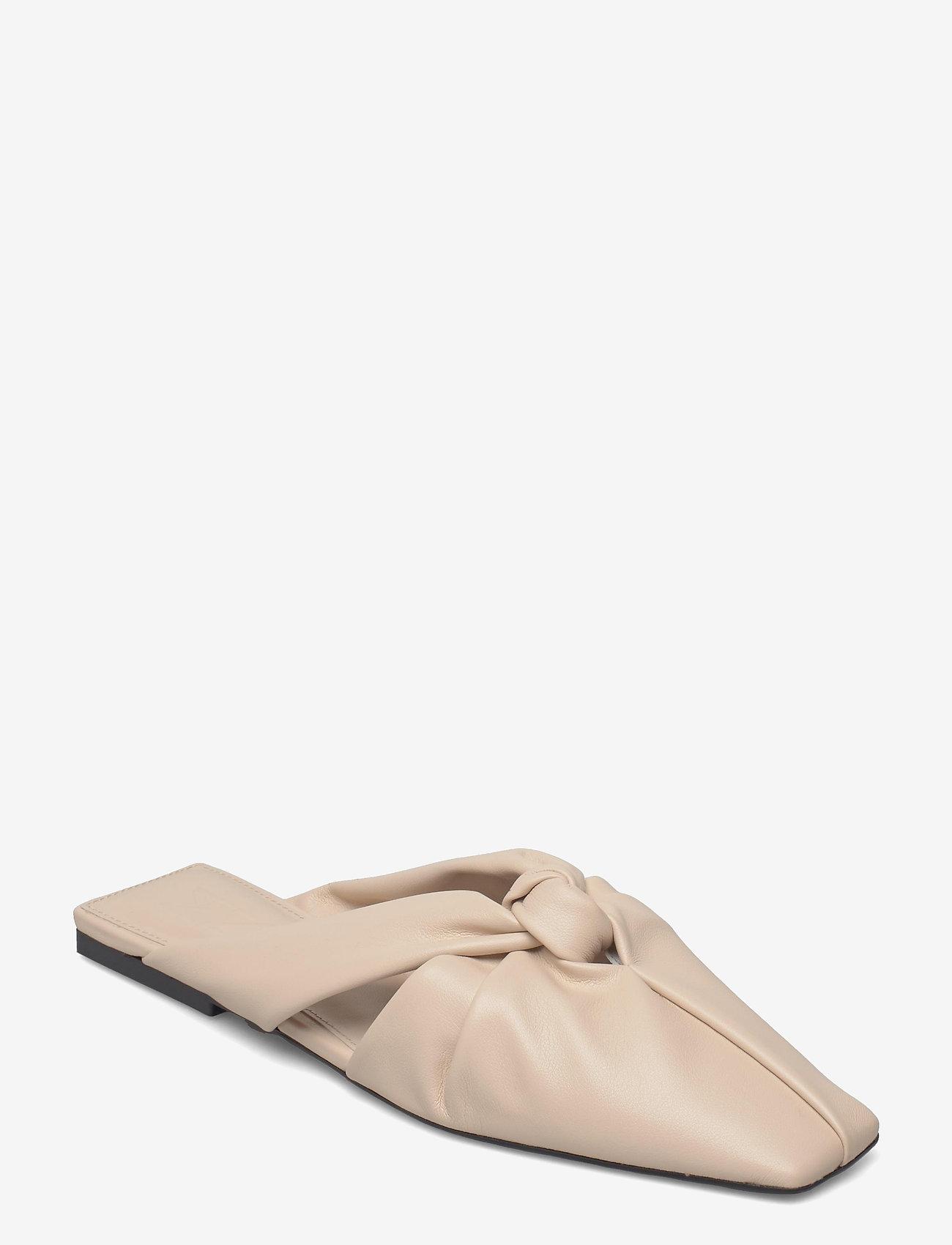 Mango - WENDY - mules & slipins - light beige - 1