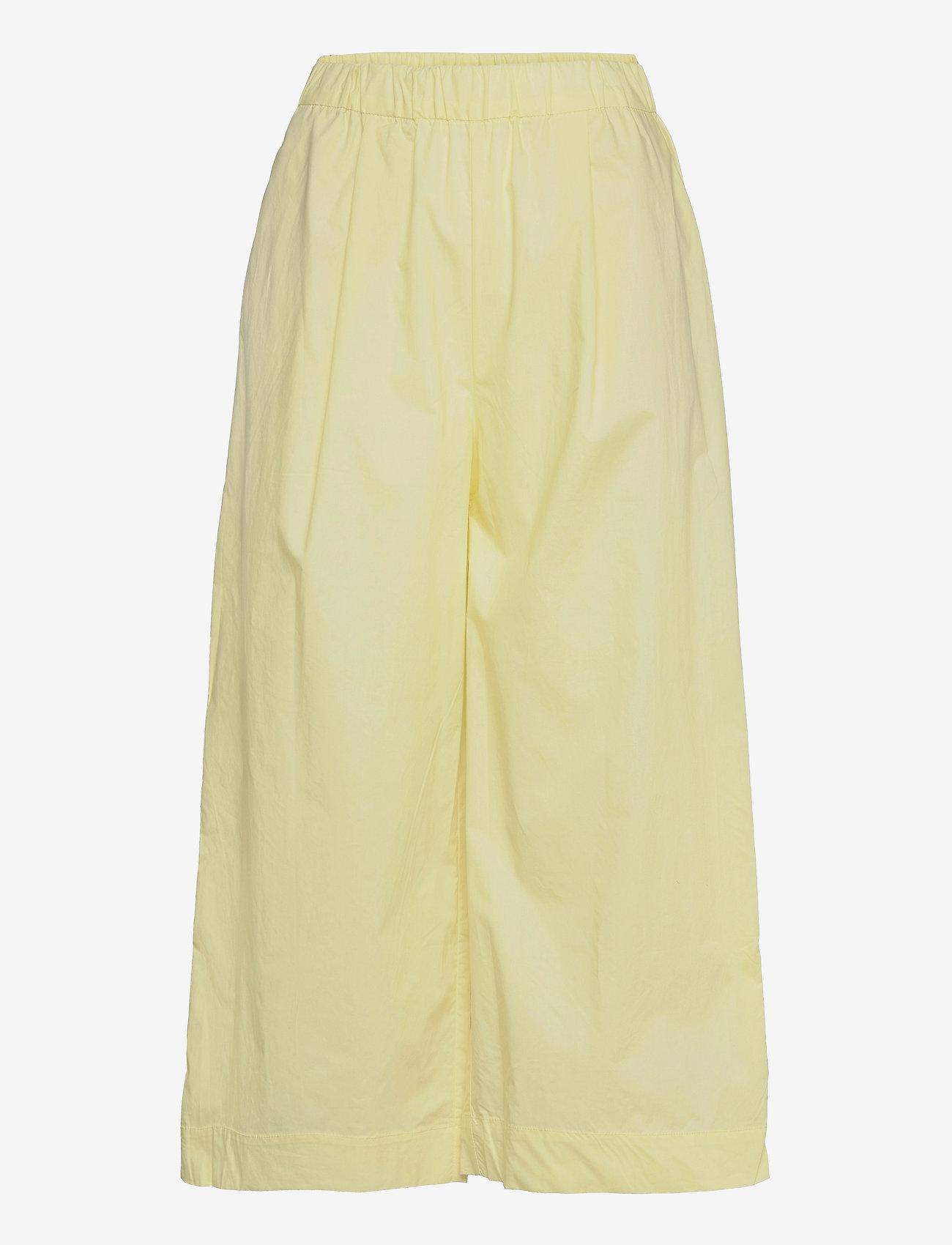 Mango - KAYAK - bukser med brede ben - pastel pink - 0