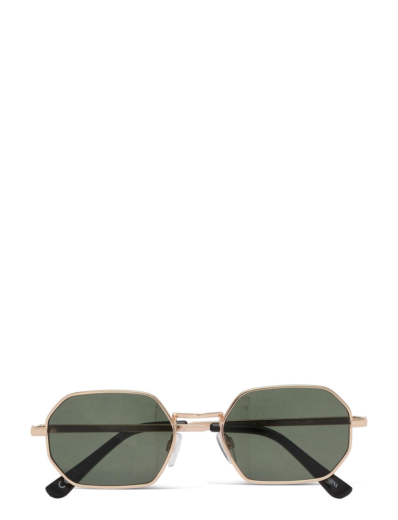 Tess Solbriller Grøn Mango