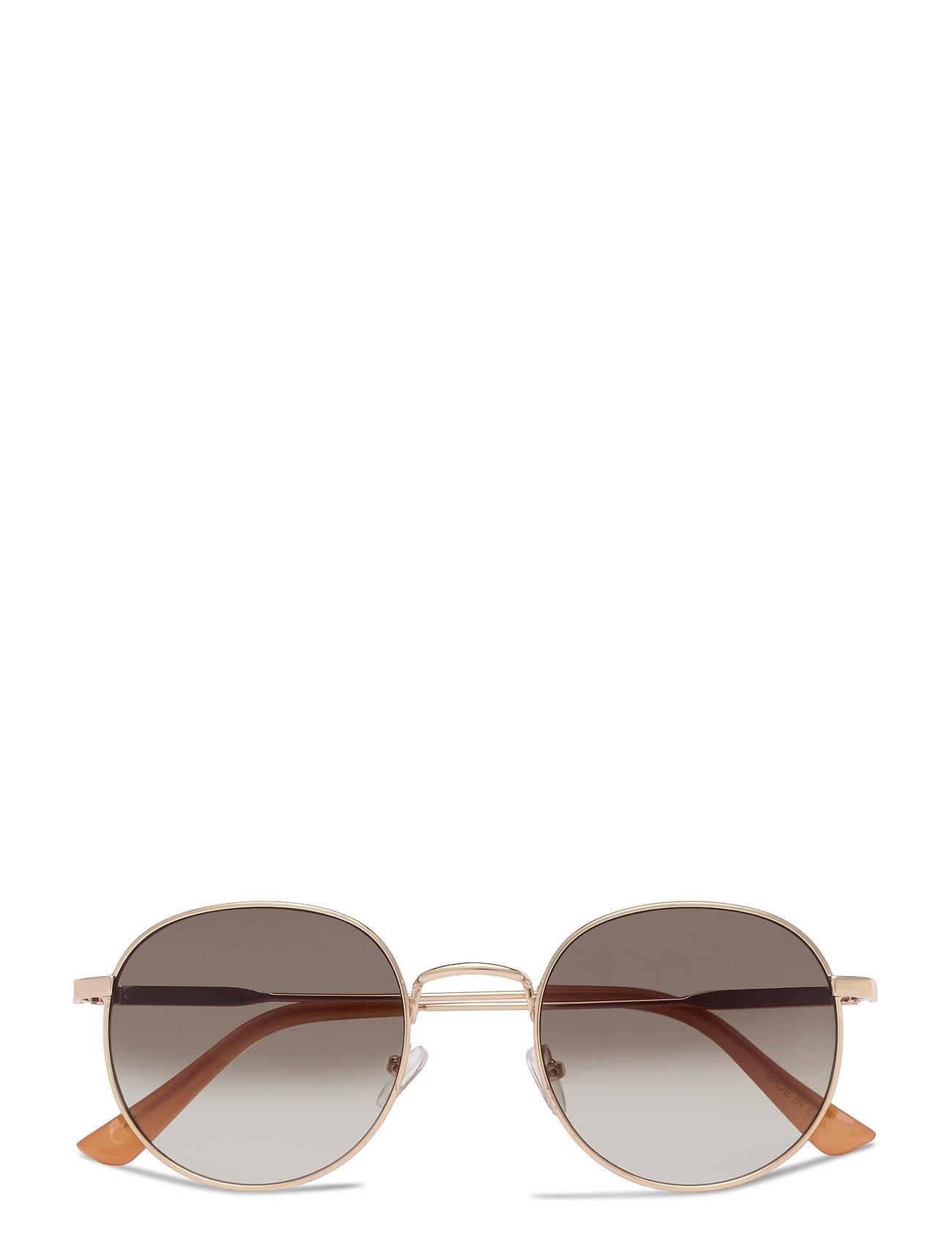Brooklyn Solbriller Guld Mango