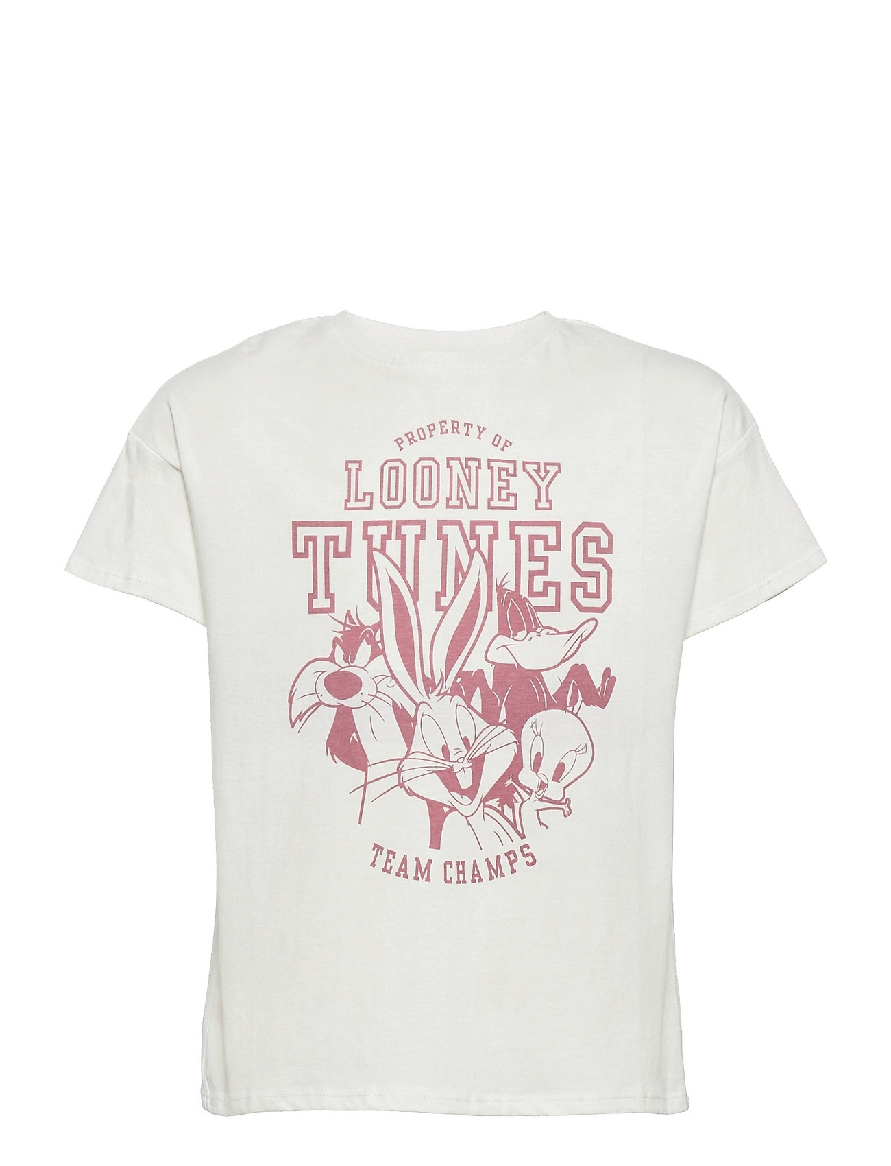 Tunes T-shirt Hvid Mango