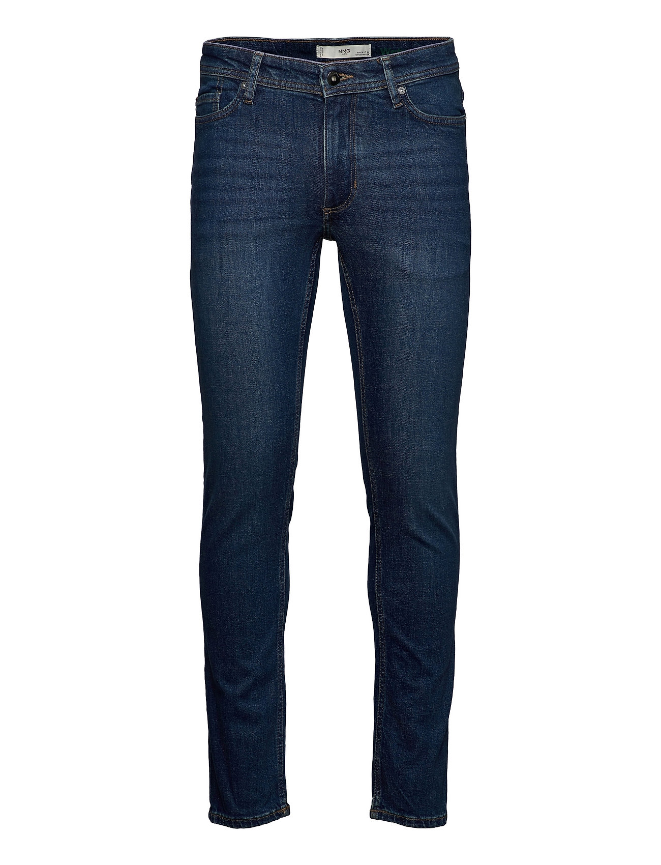 Jan Skinny Jeans Blå Mango