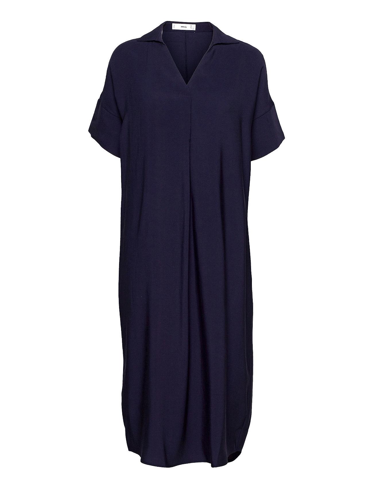 Byel-H Dresses Everyday Dresses Blå Mango