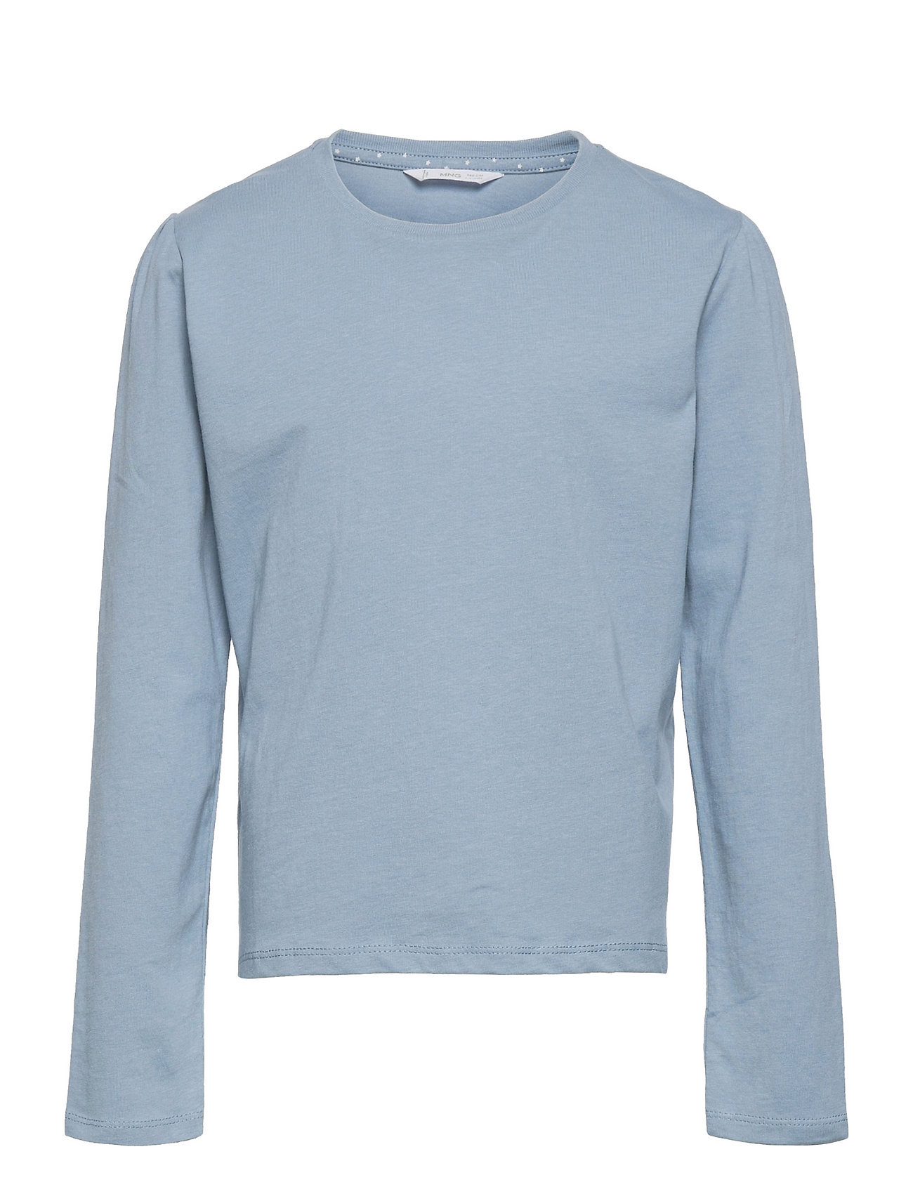 Basica1 Langærmet T-shirt Blå Mango