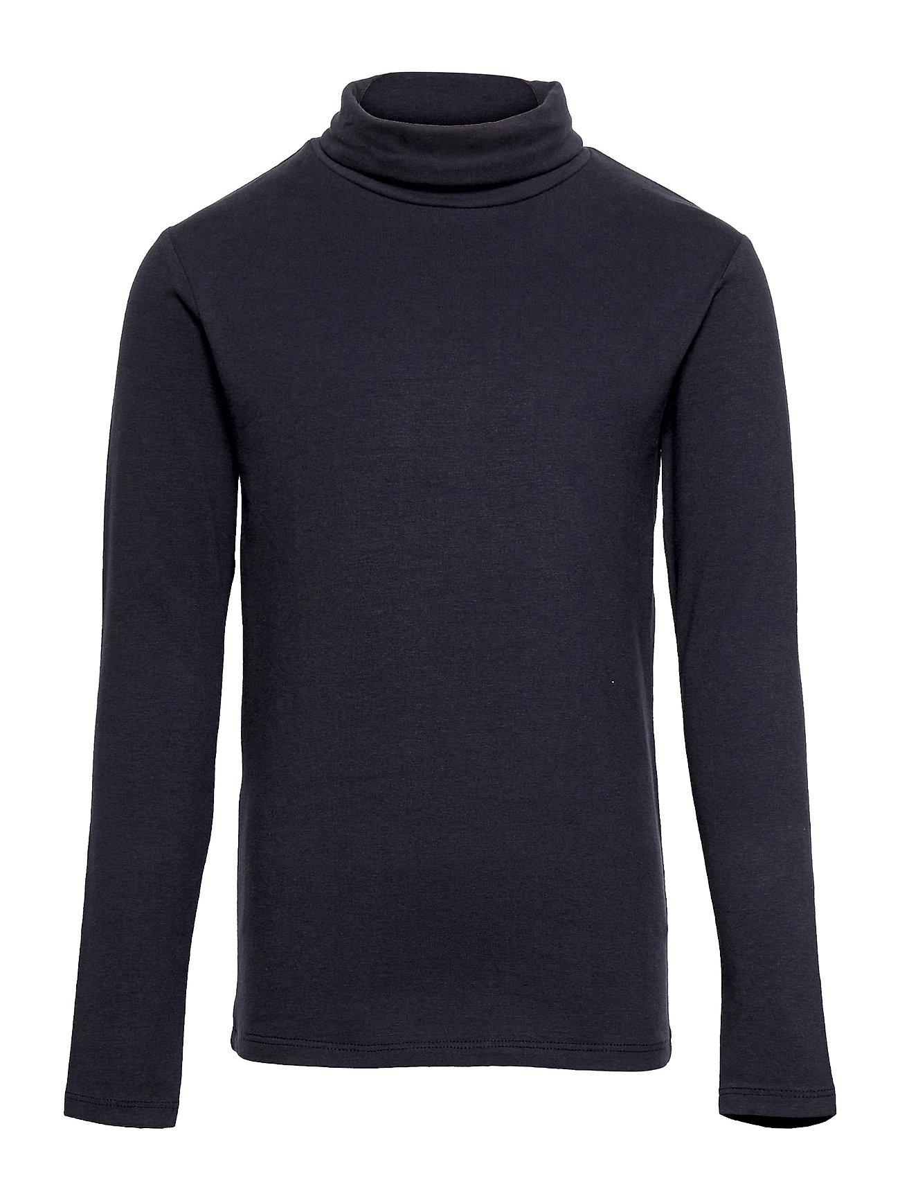 Turbo1 Langærmet T-shirt Blå Mango