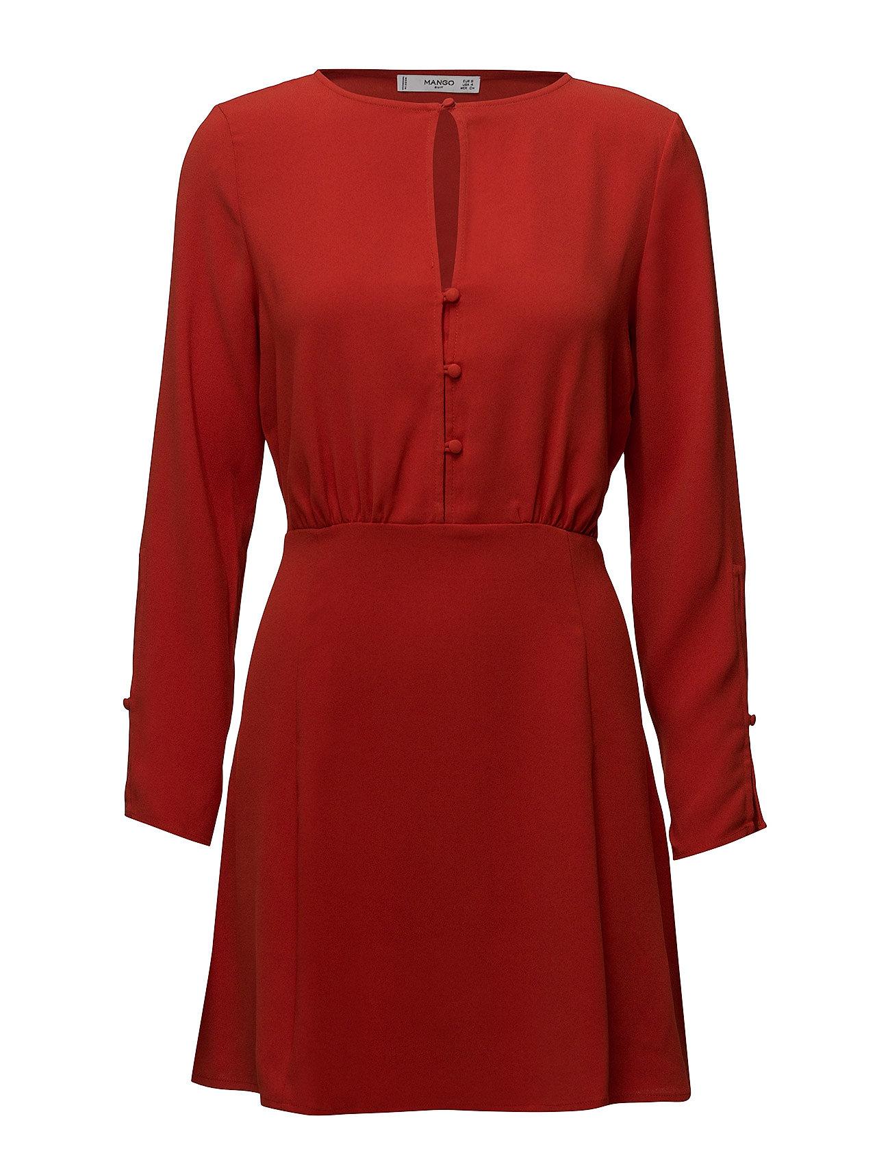 Cut-Out Detail Dress