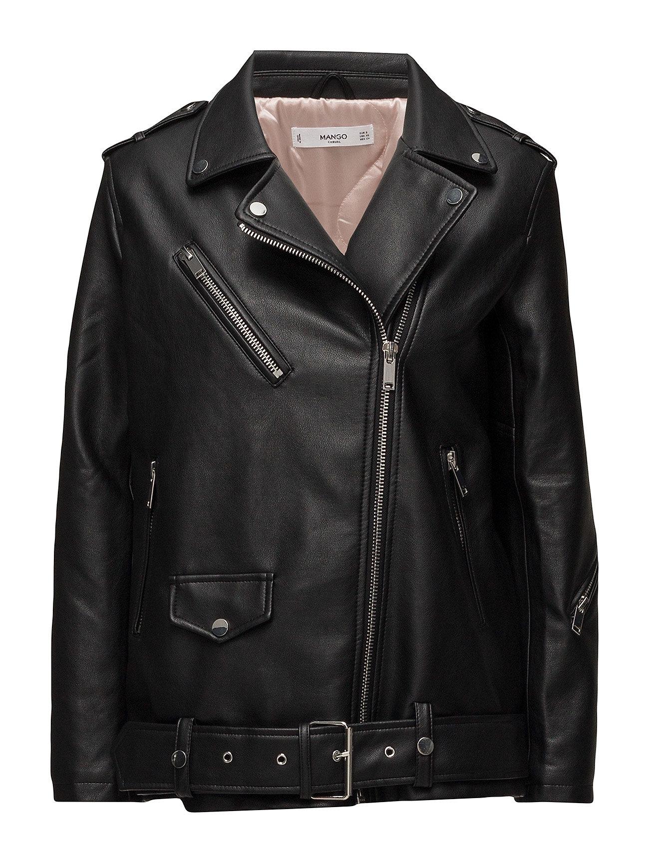 Biker Oversize Jacket