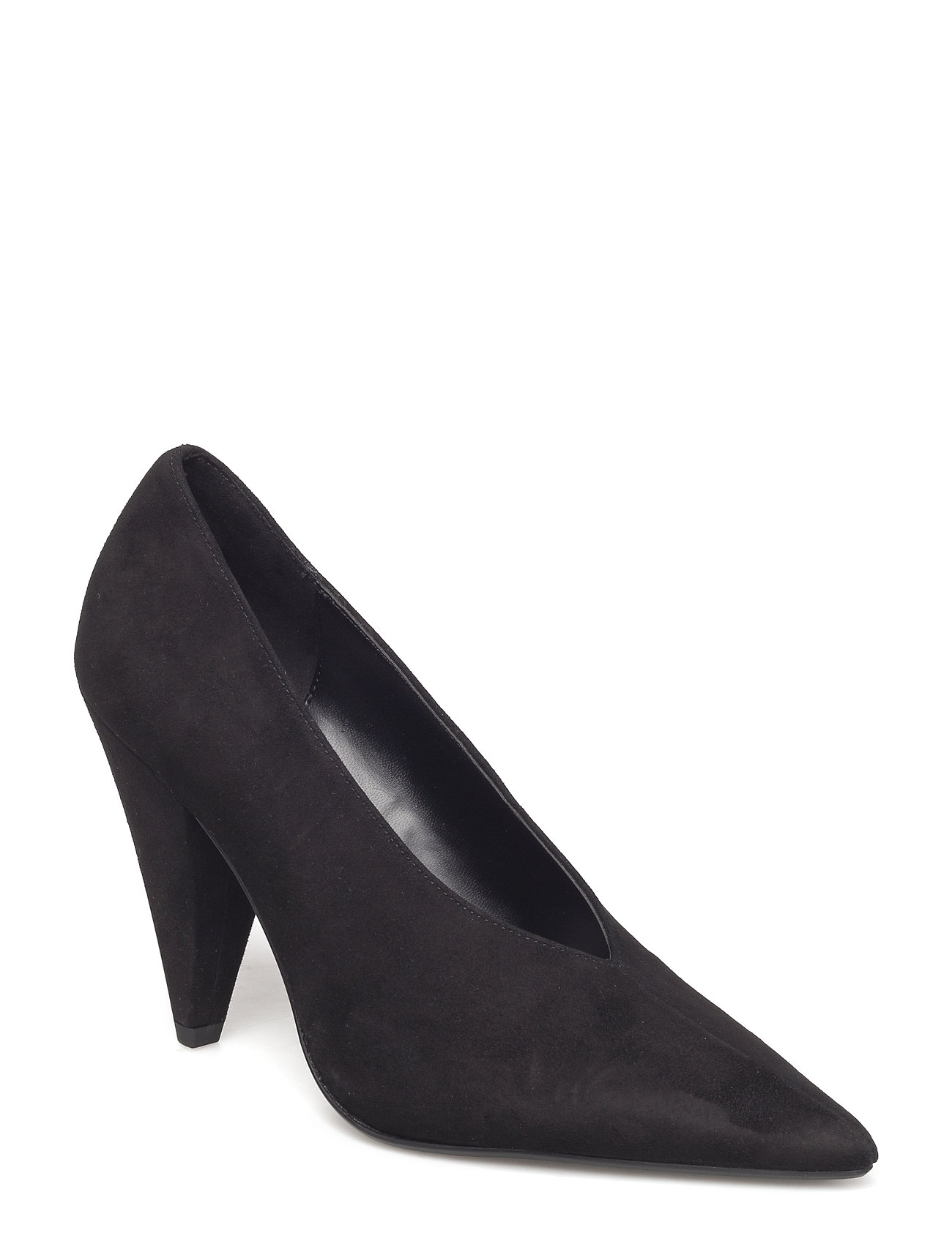 Pointed Toe Leather Shoes