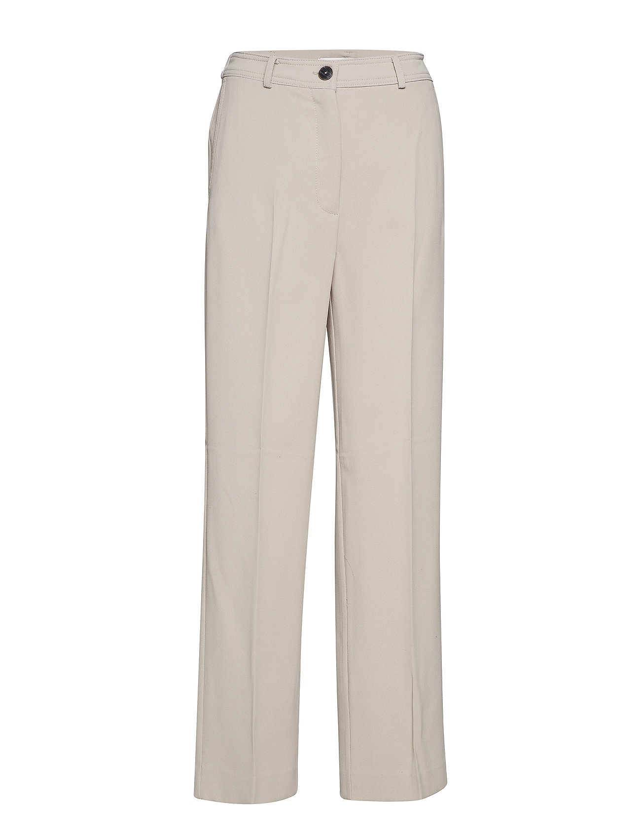 Mango Straight trousers Byxor