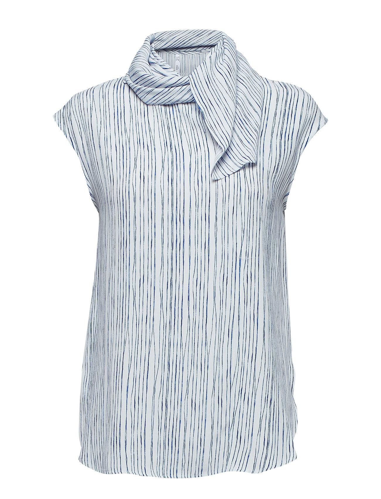 Mango Striped blouse