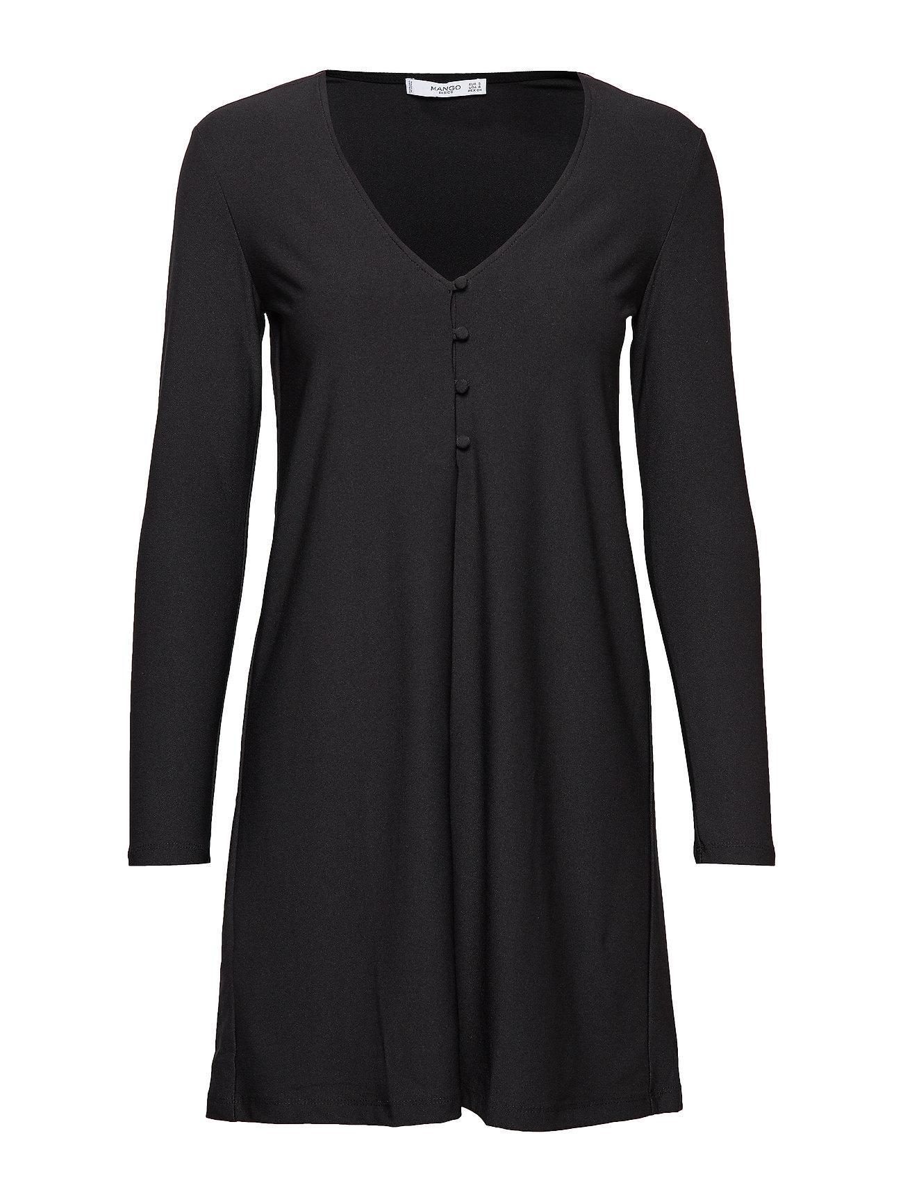 Mango Button knit dress Klänningar