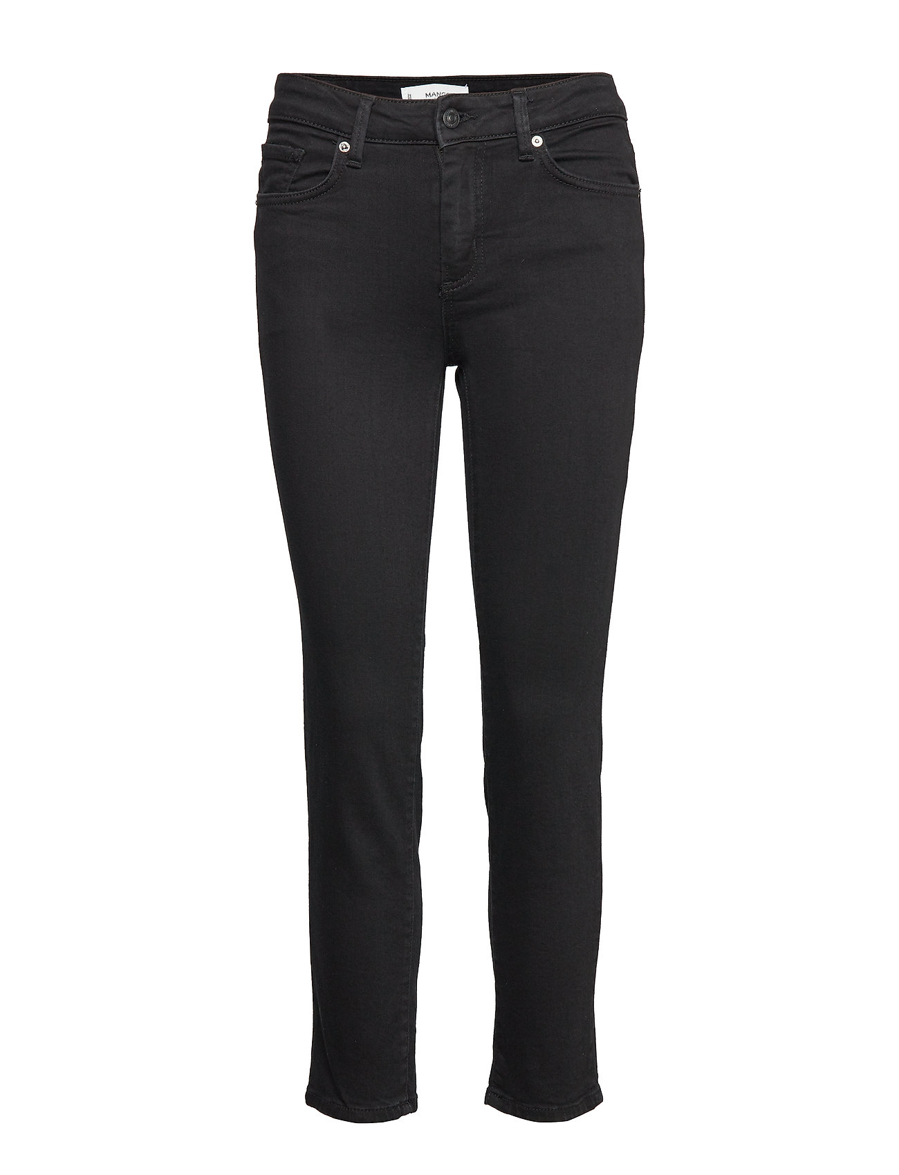 Mango Cropped slim-fit Grace jeans