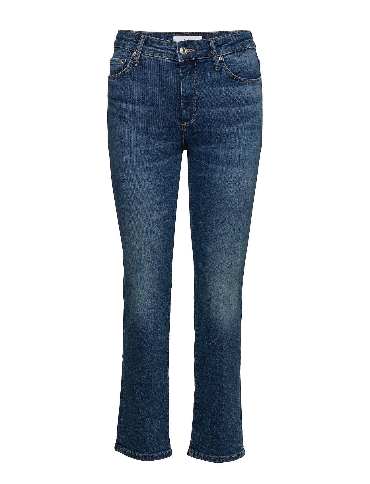 Mango Straight jeans