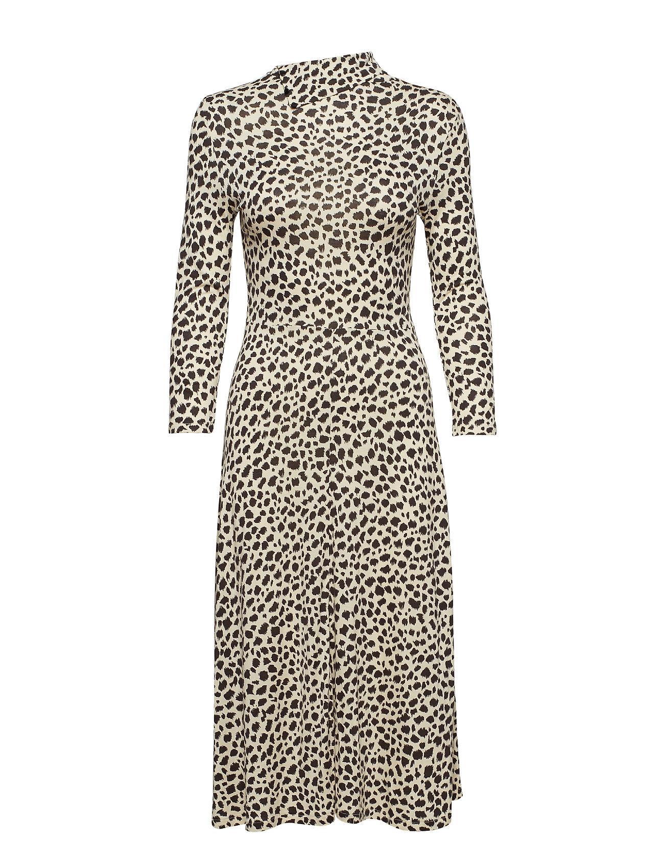 Mango Animal print dress Klänningar