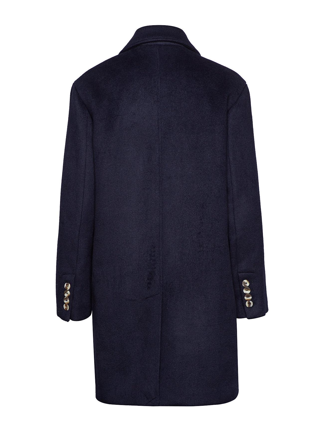 ed42dac3bc86 Mango Buttoned wool wool wool coat Ytterkläder a882a4 - damskor ...