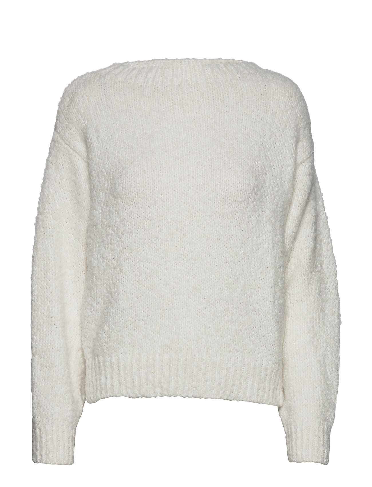Mango Chunky-knit sweater - LIGHT BEIGE
