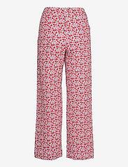 Mango - SIMONE - bukser med brede ben - ecru - 1