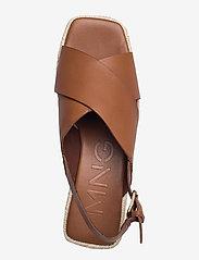Mango - YOUNG - højhælede espadrillos - leather - 3