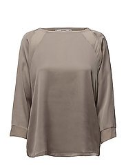 Flowy panel t-shirt