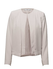 Double-layer jacket - LT-PASTEL PINK