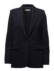 Structured design blazer - NAVY