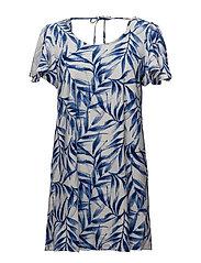 Mango - Ruffled Sleeve Dress