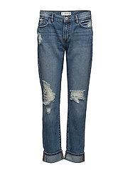 Vintage relaxed jeans - OPEN BLUE