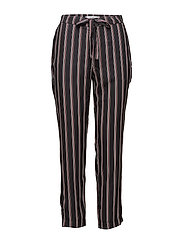 Mango - Striped Trousers