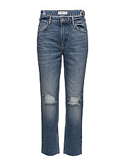 Cameo relaxed jeans - OPEN BLUE