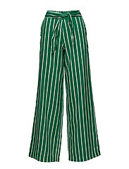 Mango - Bow Printed Trouser