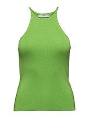 Halter neck top - GREEN