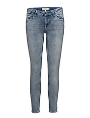 Kim skinny push-up jeans - OPEN BLUE