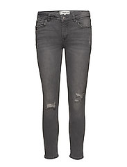 Kate regular waist jeans - OPEN GREY
