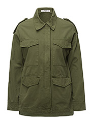 Pocketed jacket - BEIGE - KHAKI