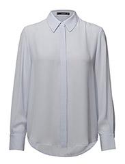 Flowy shirt - LT-PASTEL BLUE