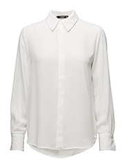Flowy shirt - NATURAL WHITE