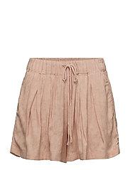 Jacquard shorts - LT-PASTEL PINK