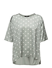 Printed t-shirt - GREEN
